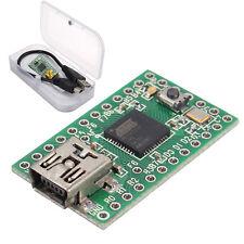 Teensy 2.0 USB keyboard mouse AVR board mega32u4 U disk experiment for Arduino