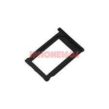 iPhone 3GS Sim Card Tray Holder Replacement Repair Part – Black - NEW - CANADA