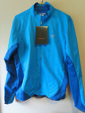 Mens New Arcteryx Darter Jacket Running Cycling Small Color Riptide