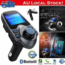 Wireless Bluetooth In Car MP3 FM Transmitter AUX USB Disk Charger Handsfree Kits