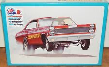 AMT DYNO Don Nicholson's MERCURY CYCLONE FUNNY CAR Model Kit