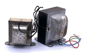 EL84 Valve Amp Power & Output Transformers Used