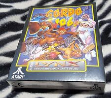 GORDO 106  Atari LYNX BRAND New Sealed Complete from Factory Case
