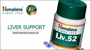 HIMALAYA LIV. 52 100 TABLETTEN, LEBERSUPPLEMENT