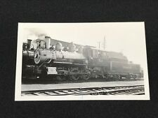 Antique Davenport Rock Island & Northwestern Railroad Locomotive No 53 Photo