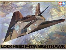 TAMIYA 1:48 KIT AEREO LOCKHEED F 117A NIGHTHAWK LUNGHEZZA 42,6 CM  ART 61059
