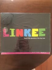 LINKEE: Four Little Questions One Big Link Fun Quiz Game with a Twist NEW IN BOX