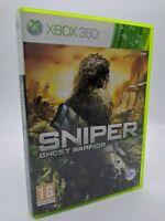 Sniper: Ghost Warrior (Microsoft Xbox 360, 2010) Special Ops Warfare Manual