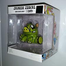 Ledbetter PIG Zodiac Vinyl Mini Figure DUNNY Mr. Bunny Minifig MYTH SERPENT Joe