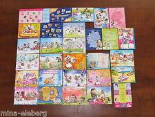Diddl Postkarte GIVE AWAY Karte Auswählen Nr. 1-30 Frühling Sommer Herbst Winter