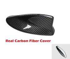Real Black Carbon Fiber Roof Shark Fin Antenna Cover For 15-20 GSF GS350 GS450h
