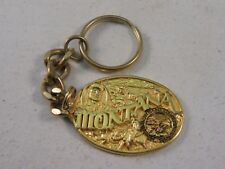 MONTANA THE GREAT SEAL OF THE STATE OF MONTANA KEY CHAIN TRAVEL