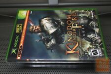 Kingdom Under Fire: The Crusaders (Xbox 2004) FACTORY SEALED! - RARE!