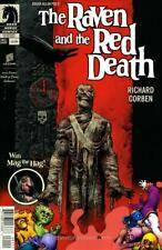 Raven and the Red Death, The (Edgar Allan Poe?s?) #1 VF; Dark Horse | save on sh