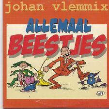 Johan Vlemmix-Allemaal Beestjes cd single