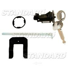 New Standard Trunk Lock Retainer and Key Assembly Kit 1966 - 73 Ford Mustang