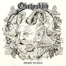 OBELYSKKH - Hymn to Pan (NEW*DOOM METAL*9 POINTS ROCK HARD*EL. WIZARD*CATHEDRAL)