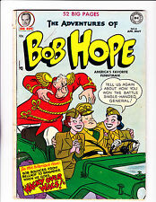 Adventures Of Bob Hope No.8    : 1951 :    : Ad For Mystery In Space #1 :