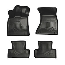 Floor Liner-Front and 2nd Seat Floor Liners (Footwell Coverage) Husky 98061