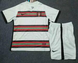 Socks WHITE Shirt Adult 20/21 Sportswear Club Boys Jersey Kits Kids