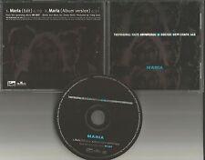 Deborah harry Debbie BLONDIE Maria w/RARE EDIT PROMO Radio DJ CD single 1998 USA