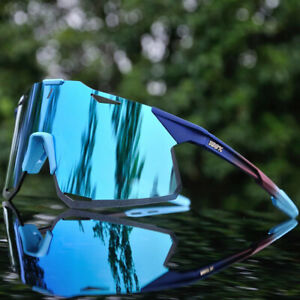 New 100% Riding Outdoor Athletic Discoloration Anti-UV Running Cycling Glasses
