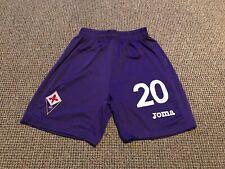 Fiorentina Match Worn/Issued Shorts 2013 2014 Borja Valero Adults Large L