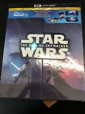 STAR WARS: The Rise of Skywalker  Limited Edition 4K ULTRA HD BLU-RAY BRAND NEW