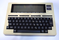 TRS-80 Model 100 Portable Personal Computer System Complete with Case