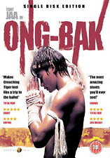 ONG BAK - DVD - REGION 2 UK