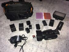 Canon iVIS HF G20 HD Camera with Accessories & Bag, Excellent Condition