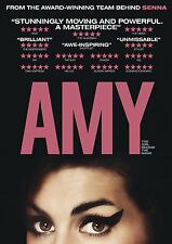 AMY WINEHOUSE AMY DVD (October 30th 2015)