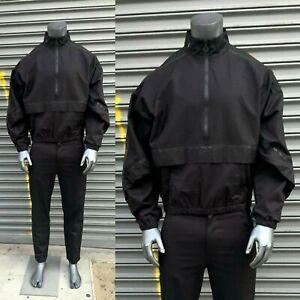 Men's Fila Black Full Zip Tracksuit