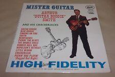 Arthur Guitar Boogie Smith Mister Guitar Sealed LP