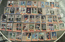 (184) Assorted Nolan Ryan Trading Cards 1979-93 (122 different cards)