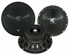 HIFONICS TITAN Kickbass Woofer-Set TS6.2W  100/200 Watt