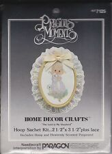 Paragon Precious Moments Hoop Sachet Kit 7125 The Lord is My Shepherd