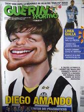 Guerin Sportivo n°24 2009 Diego Juventus - Inter   [GS48]