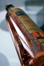 Donatella 24 Karat Gold Blendet Mailt Whisky 8Jahre.100% Original A.Nr.44