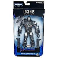 "Avengers Marvel Legends War Machine 6"" Action Figure BAF Hulk Series *NIB"