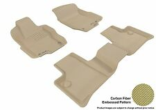 Digital Fits Mercedes-Benz ML350 AKCG20712 3D Anti-Skid 1 Set Tan Waterproof Mol