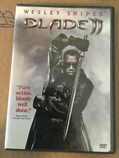 Blade II -Blade 2-Wesley Snipes-Great Condition(DVD, 2004)