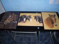 Rare Pollyanna Pickering Horse Prints