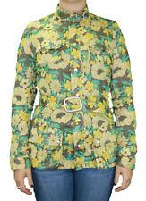 CUSTO BARCELONA Women's Burjack Jamaica Floral Jacket 392364 $276 NWT