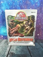 Jurassic Park 3: Dino Defender PC Game Windows 2000/98/95 Mac Big Box Edition