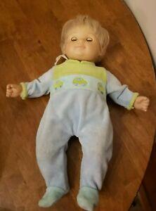American Girl Doll Bitty Baby Twin Blonde Hair Pleasant Company 2002