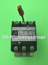 GE CR161FDG539A1AH Contactor Relay 3 Pole 40AMP PRIORITY SHIPPING 🔥🔥