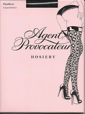 AGENT PROVOCATEUR - Panthere Hold Up - black - M - medium  ... Stay-Ups