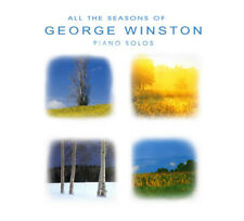 GEORGE WINSTON ALL THE SEASONS OF (CD)  WINDHAM HILL / PIANO SOLOS 24 bit