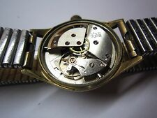 Junghans 93/1 Uhrwerk watch movements Handaufzug 17 J., 11 ''' ca. 1957, verbaut